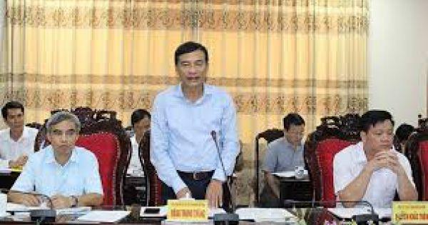 """Thanh tra Chính phủ """"điểm mặt"""" các dự án sai phạm ở Thái Bình"""