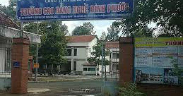 Thanh tra tỉnh Bình Phước vào cuộc vụ hiệu trưởng bị tố kê khống chứng từ