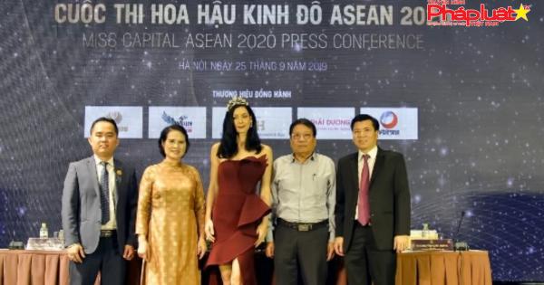 Sẽ có 80 người đẹp từ 10 quốc gia sẽ thi Hoa hậu Kinh đô ASEAN 2020