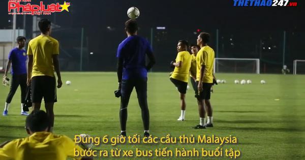 Thắt chặt công tác an ninh, an toàn cho trận đấu Việt Nam- Malaysia