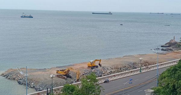 Dự án lấn biển, người dân Bà Rịa - Vũng Tàu bức xúc