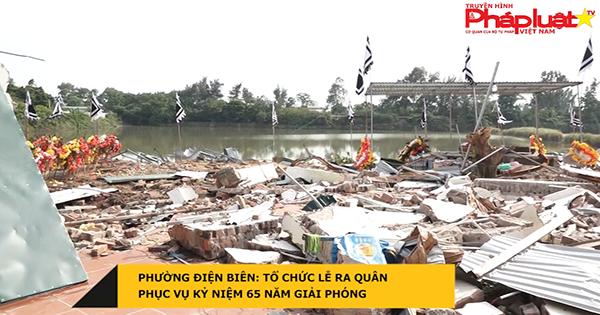 Gia Lâm - Hà Nội: Nhiều bất cập trong việc cưỡng chế tại xã Lệ Chi.