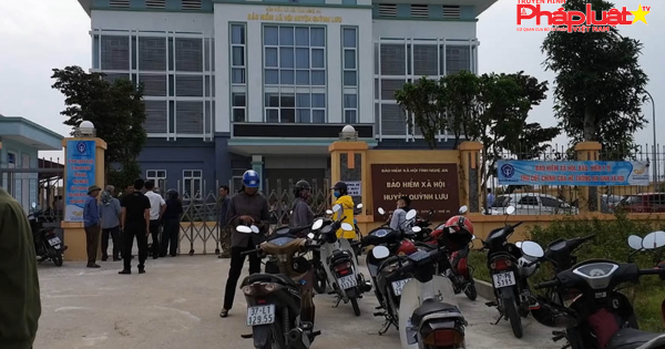 Nghệ An: Nhân viên bảo vệ Bảo hiểm xã hội tử vong tại trụ sở cơ quan