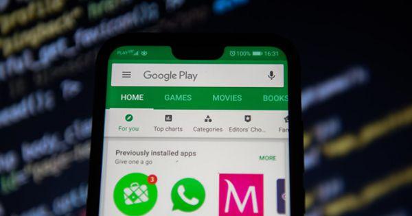 Google cấm các ứng dụng cho vay lãi cao trên Play Store