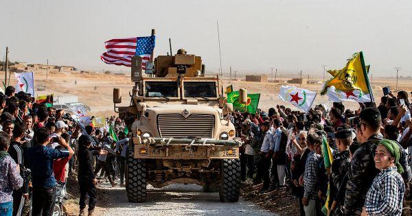 Tổng thống Trump ra lệnh triệt thoái binh sĩ Mỹ ở bắc Syria