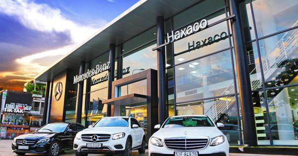 Nhà đầu tư Hàn Quốc muốn kiểm soát đại lý Mercedes-Benz
