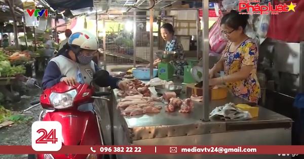 Ổn định giá thịt lợn, không ngoại trừ phương án nhập khẩu