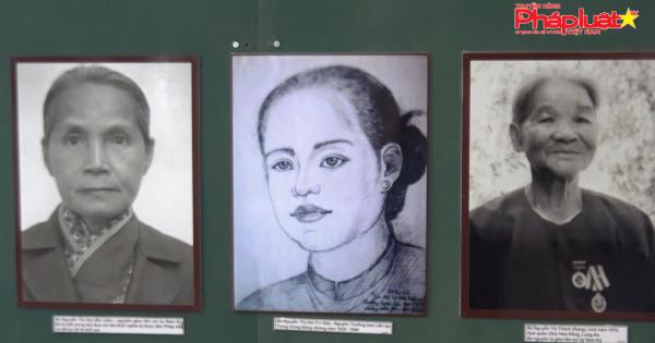 Tái hiện hình ảnh nữ chiến sĩ giao liên Miền Nam tại Bảo tàng Phụ nữ Nam Bộ