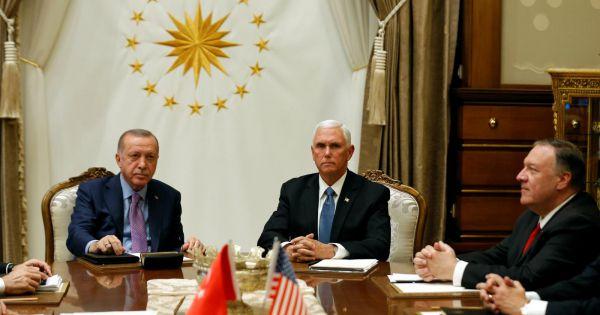 Thổ Nhĩ Kỳ đạt thỏa thuận ngừng bắn ở bắc Syria