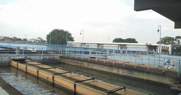 TP.HCM xây dựng nhà máy xử lý nước thải ở quận Bình Tân