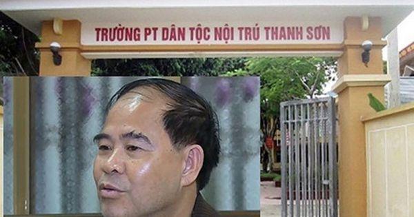 Truy tố cựu hiệu trưởng nghi xâm hại với nhiều nam sinh Phú Thọ