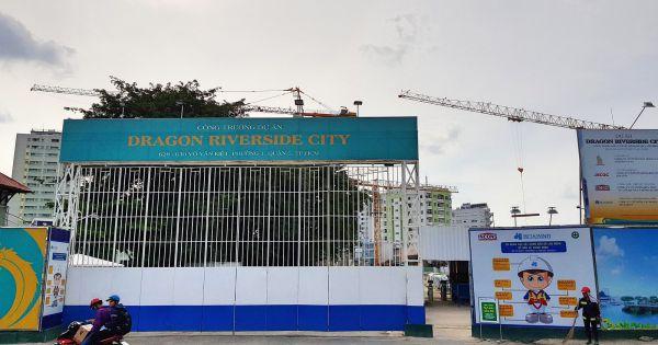 Dự án Dragon Riverside City phải tháo dỡ toàn bộ tầng trệt, tầng hầm công trình