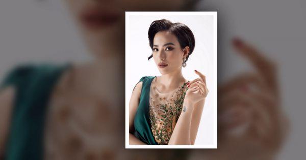 Lê Vũ Hoàng Hạt giành giải Hoa hậu Quý bà thân thiện tại Hoa hậu Phụ nữ Toàn thế giới 2019