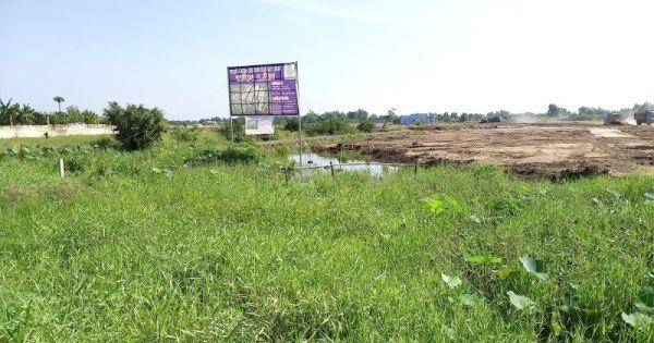 """Cảnh báo về cái gọi là """"dự án Lotus New City"""" tại Long An"""