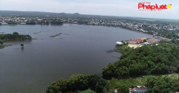 Bà Rịa Vũng Tàu: Người dân mòn mỏi chờ làm đường ven hồ Xuyên Mộc