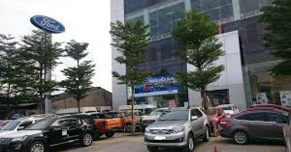 Đại lý ủy quyền chính thức của Ford Việt Nam bị xử phạt 70 triệu đồng
