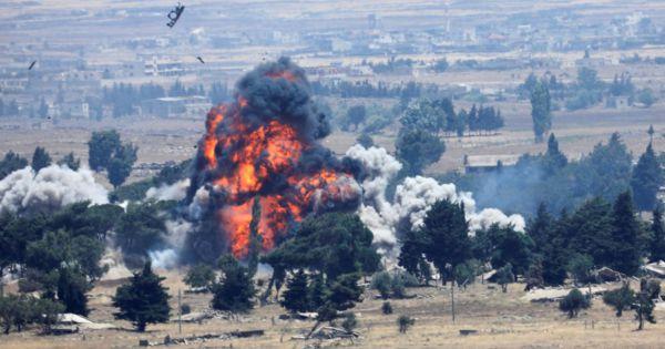 Quân đội Mỹ tự phá hủy căn cứ ở Syria trước khi triệt thoái