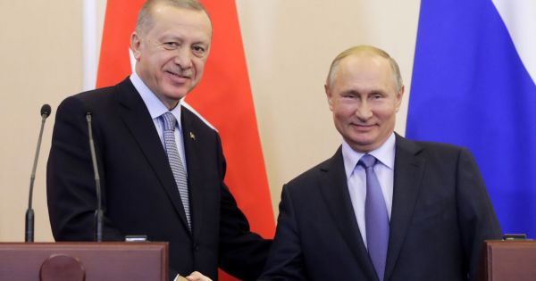 Nga, Thổ Nhĩ Kỳ đạt đồng thuận về vấn đề Syria
