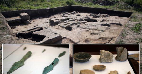 Đề xuất di chỉ vườn Chuối thành công viên khảo cổ học