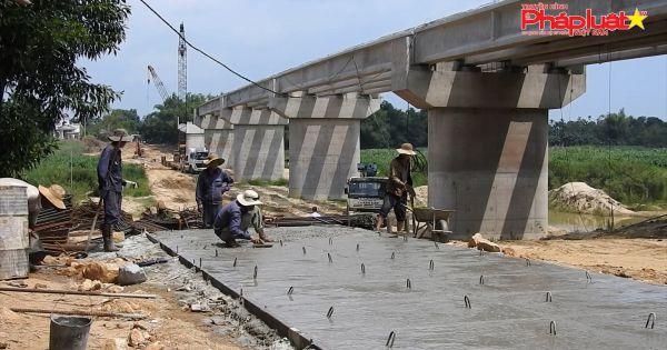 Quảng Ngãi: Có vấn đề trong xây dựng cầu Hành Phước – Hành Thịnh