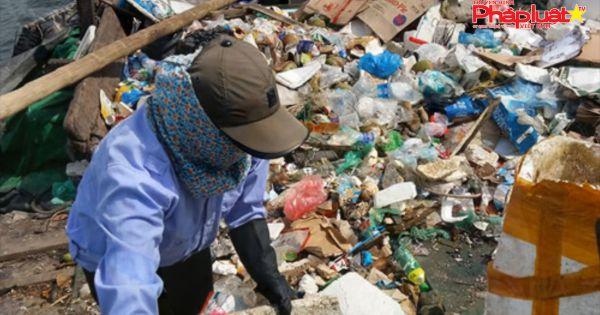 Mỗi ngày Hà Nội và TP.HCM thải ra 80 tấn nhựa và túi nilon