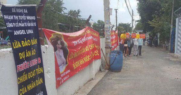 Bán nhiều dự án ma ở Sài Gòn, nữ giám đốc Công ty Angel Lina bị bắt