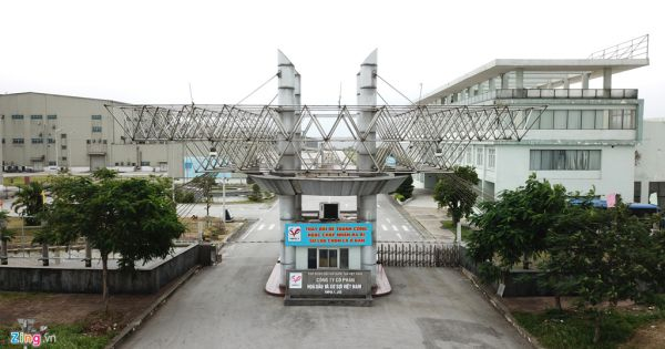 Dự án nhà máy xơ sợi Đình Vũ nợ hơn 7.800 tỷ đồng