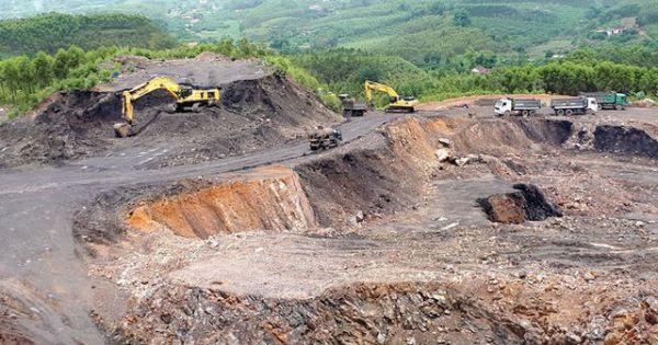 Thanh tra ra hàng loạt sai phạm tại mỏ than ở Bắc Giang