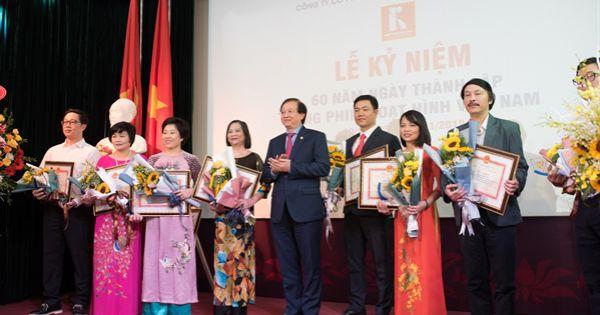 60 năm Hãng phim Hoạt hình Việt Nam với 500 bộ phim