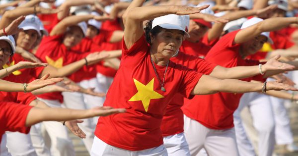 Tăng cường thể lực, tầm vóc cho người Việt Nam