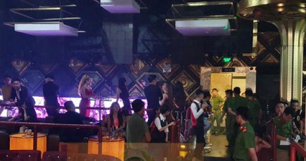 """Đà Nẵng: Chủ quán bar xem thường pháp luật, F3 Club đổi tên mới, vẫn có khách """"phê"""" ma tuý như cũ"""