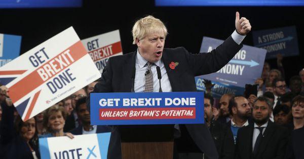 Anh: Đảng Bảo thủ của Thủ tướng Boris Johnson đạt tỷ lệ ủng hộ cao