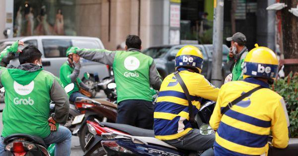 Công an Thành phố Hồ Chí Minh mở cao điểm xử lý các trường hợp tài xế xe ôm công nghệ vi phạm về trật tự an toàn giao thông
