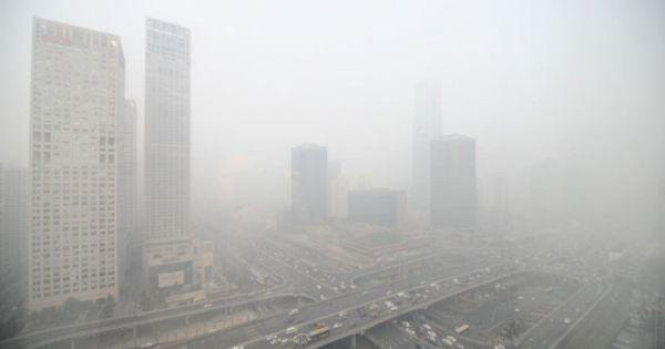 Hà Nội: Ô nhiễm không khí vọt lên ngưỡng nguy hại, lan rộng