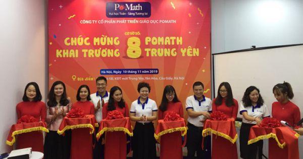 Hơn 10 nghìn học sinh học chương trình toán POMath