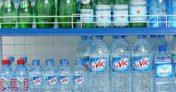 Nhận biết nước ngầm dán nhãn nước khoáng