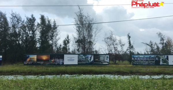 Siêu dự án Thanh Long Bay, Bình Thuận, chưa được duyệt quy hoạch đã rao bán rầm rộ trái quy định của pháp luật