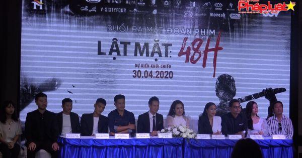 Vợ chồng Lý Hải - Minh Hà tiếp tục trở lại với bộ phim Lật Mặt 5