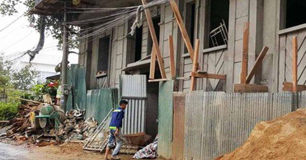 """Dự án khách sạn Merperle Dalat Hotel thi công """"chui"""" ở Đà Lạt"""