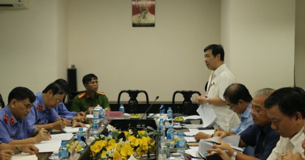 Án tham nhũng và chức vụ tăng 240% số vụ ở TPHCM