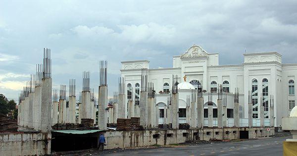 Chưa xử lý dứt điểm sai phạm tại khu phức hợp và căn hộ cao cấp ở Đồng Nai