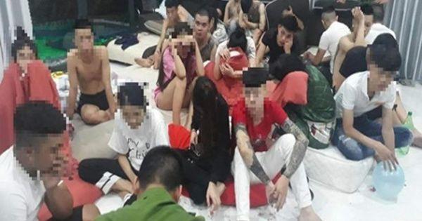 """Khởi tố đối tượng thuê villa mở """"tiệc ma túy"""" mừng sinh nhật tại Đà Nẵng"""