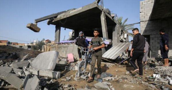 Lệnh ngừng bắn tại Dải Gaza có hiệu lực