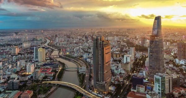 TP.HCM lọt Top 3 triển vọng đầu tư bất động sản tại châu Á