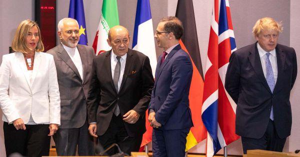 Các nước châu Âu nỗ lực cứu vãn thỏa thuận hạt nhân Iran