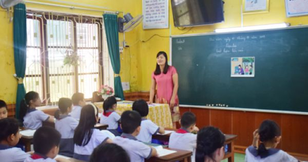 Thừa Thiên Huế tuyển đặc cách giáo viên hợp đồng lao động