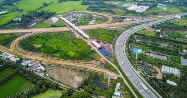 Giao 2.100 tỷ đồng cho dự án cao tốc Trung Lương - Mỹ Thuận