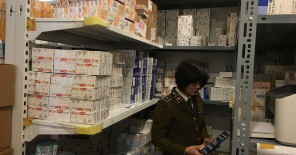 Hà Nội: Điều tra xử lý vụ nhập lậu thuốc kháng sinh, thuốc điều trị tim mạch để bán qua mạng