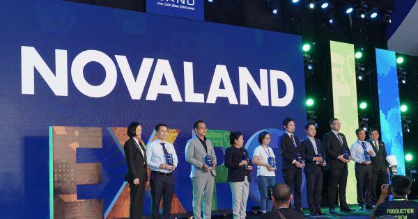 Hàng ngàn khách tham quan tại Triển lãm BĐS - Novaland Expo 2019