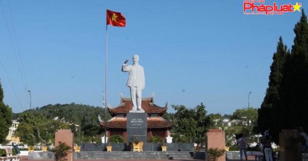 Chùa Trúc Lâm Cô Tô- cột mốc văn hóa tâm linh ở đảo tiền tiêu của Tổ quốc